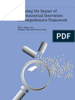 Assessing the Impact of Pharmaceutical Innovation