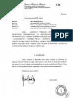 ADI 3.421 - ICMS - isenção