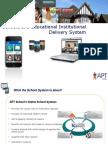 APT School -Presentation for Schools