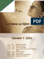 SUN MAKEUP Training Presentation en 07.03.2007 ORJ