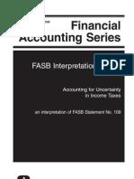 FASB Interpretation No