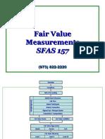 FAS 157 - Fair Value