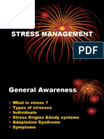 Stress Mgmt JTO