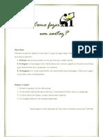 Como Fazer Um Cartaz