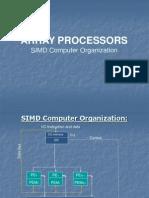 Array Processors CH4
