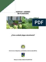 Huerta y Jardines Organicos