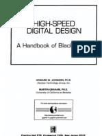 High-Speed Digital Design