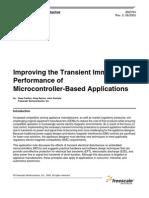Improving the Transient Immunity