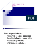 Sumber Evaluasi Data