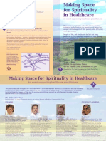 Making Space for Spirituality in Healthcare