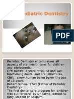Pediatric Dentistry Fin
