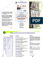 Folheto _ Seminário