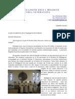 Llamado a misión -  Octubre 2011 [ESPAÑOL]