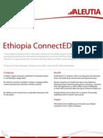 Ethiopia ConnectED Case Study
