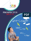 Vkids - Prospectus - 2012 - 2013