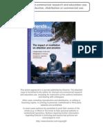 Attention Regulation in Meditation