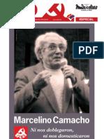 Mundo Obrero - Especial Marcelino Camacho
