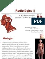 miologia pescoço torax