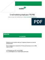 1_MAILERLITE_Email Marketing Simple Et Illimite