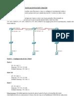 Configurar rutas estáticas en packet tracer