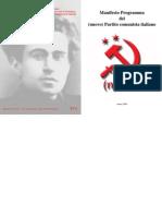 Manifesto Programma(n)PCI