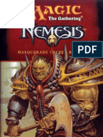 Magic the Gathering - Masquerade Cycle 2 - Nemesis