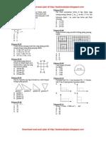 SOAL SD Matematika 2002n