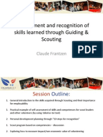 Academy- Session- Development & Recognition of Skills