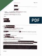 NRO WikiLeaks Record Circa mid-2010