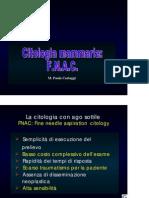Citopatologia 9Agoaspirazione Mammaria