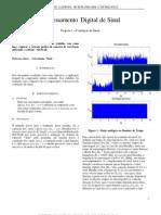 Paper 1 - Correlação de Sinais