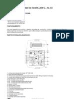 Sensor Porta AbertaPA-110