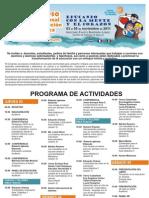 1er Congreso Internacional Innovacion Pedagogica