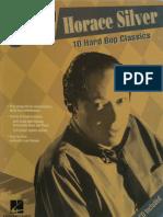 Jazz Play-Along Vol. 36 - Horace Silver