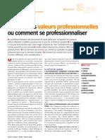 2004-Travailler Les Valeurs Professionnelles Ou Comment Se Professionnaliser 2