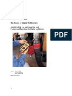 Basics of Digital Multi Meters