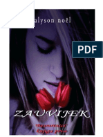 Alyson Noel Zauvijek