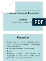Historia Da Fotografia PDF
