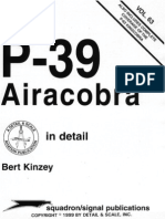 [Squadron Signal-(in Detail & Scale 063)] P-39 Airacobra
