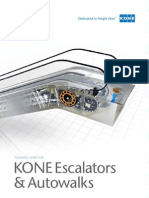 7028 - KONE Planning Guide for Escalators and Autowalks