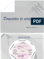 Diagnóstico de caries