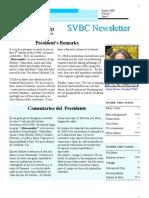 SVBC Newsletter Vol 2 No 2-Jan 2008