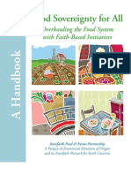 Food Sovereignty for All