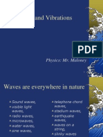 Basics of  Waves