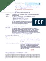 VG MVG Level+V1+MaCNVC08+K1+Algebra+&+Functions