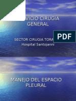 03 - Patologia Del Espacio Pleural (Clase)