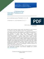 Tekst pol - Konwencja o praw człowieka tłumaczenie