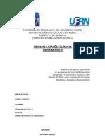 TRABALHO DE QUIMICA INORGÂNICA