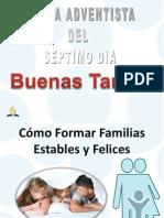 Como Formar Familias Felices IASD SAN FCO 5 Junio 2010 II PARTE
