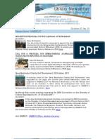 Newsletter 31 2011